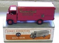 Picture Gallery for Dinky 514 Guy Van - Slumberland