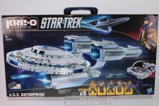 Picture Gallery for Kre-o A3137 USS Enterprise