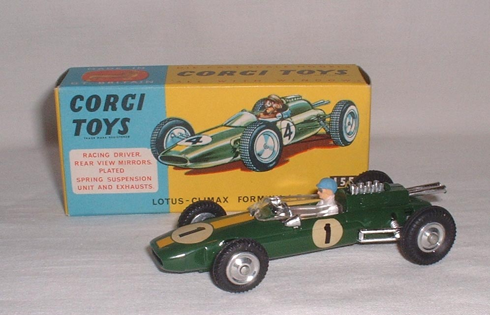 33a966bde95d Picture Gallery for Corgi 155 Lotus Climax