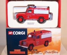 Picture Gallery for Corgi 07411 Land Rover