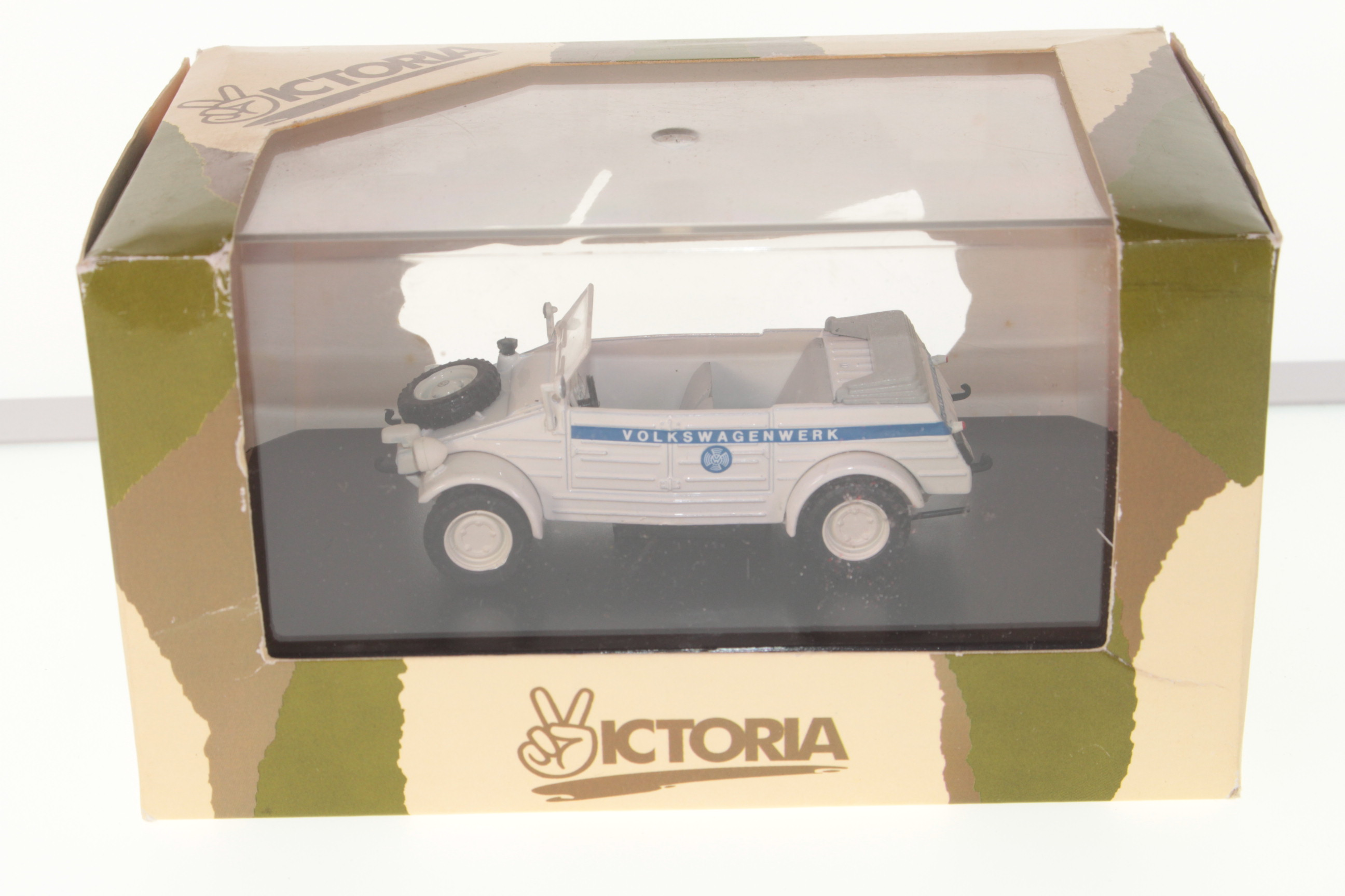 Picture Gallery for Victoria R022 VW Kubelwagen