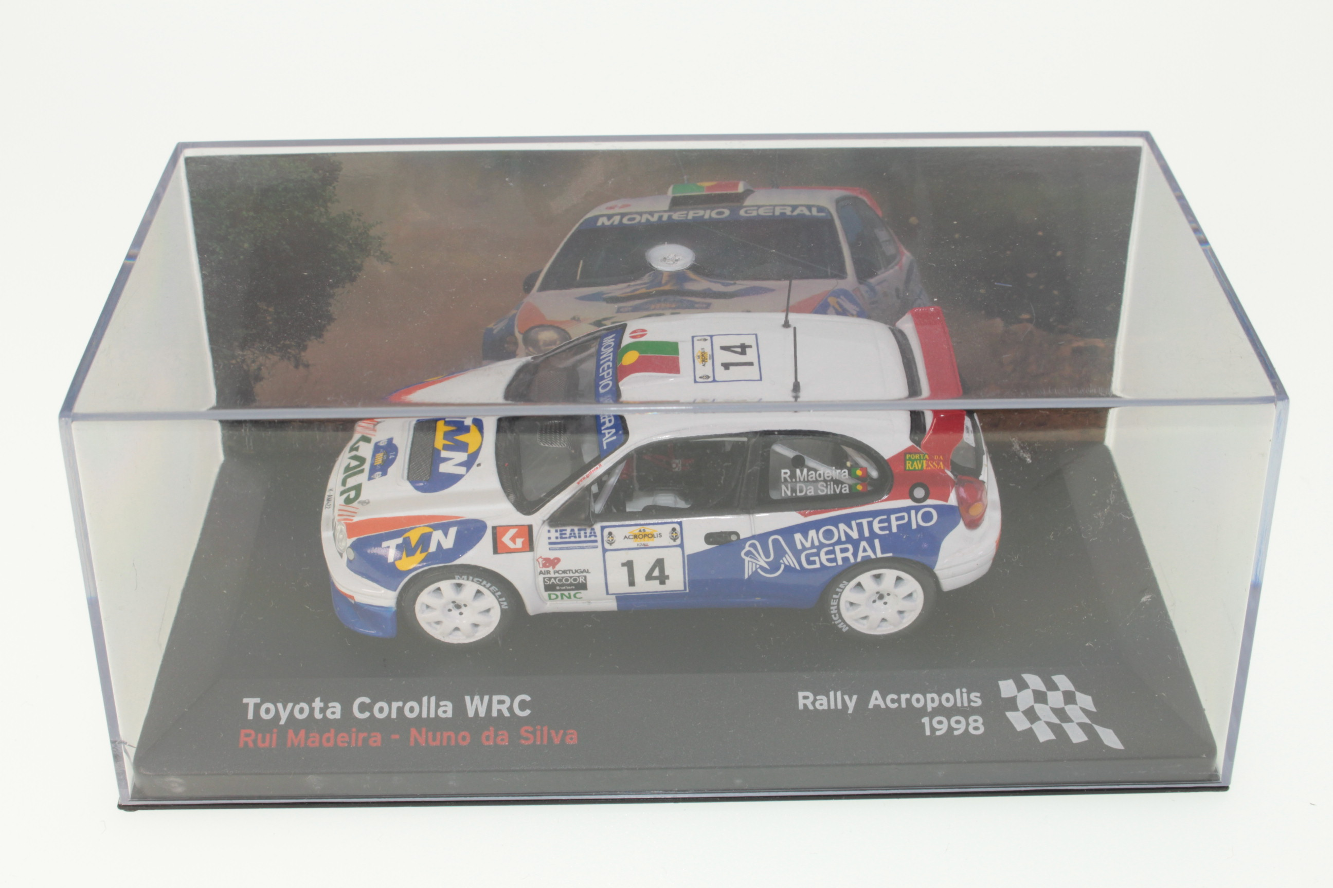 Picture Gallery for Altaya JAMAGBG09 Toyota Corolla WRC