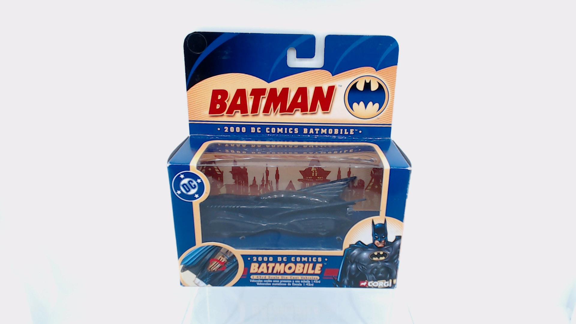 Picture Gallery for Corgi 77302 2000 Batmobile