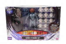 Picture Gallery for Character Options 03617 Dr Who Series 4 Set