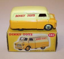 Picture Gallery for Dinky 482 Bedford Van