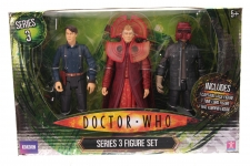 Picture Gallery for Character Options 03327 Dr Who Series 3 Set