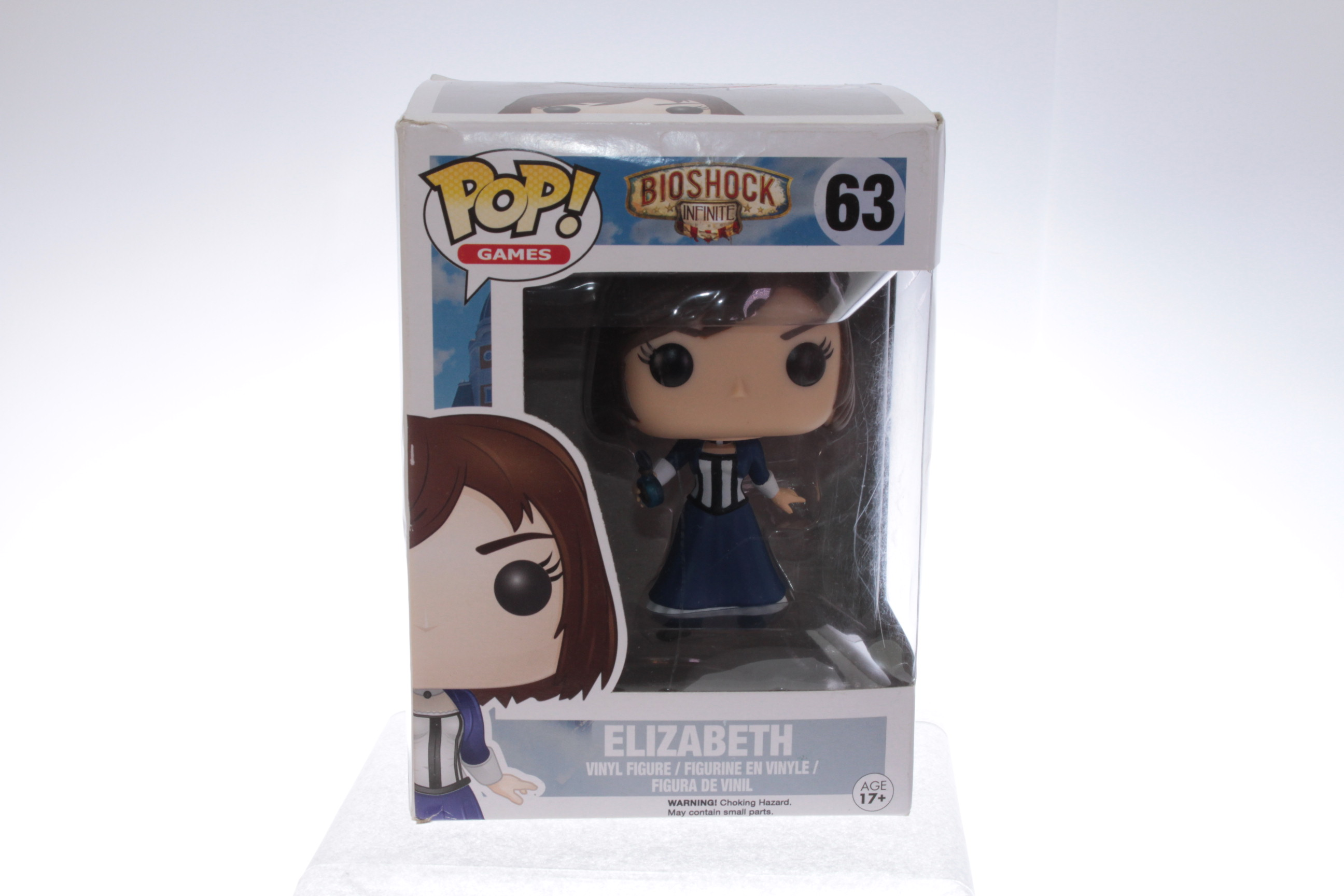 Picture Gallery for Funko Pop 63 Elizabeth