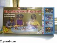 Roundabout Playground