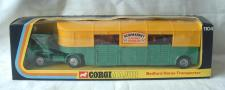 Picture Gallery for Corgi 1104 Bedford Horse box