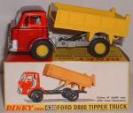 Ford D800 Tipper Truck