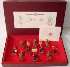 Picture Gallery for Britains Soldiers 5189 The 22nd Cheshire Regiment