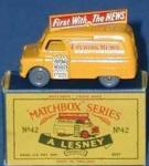 Evening News Van