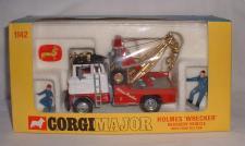 Picture Gallery for Corgi 1142 Holmes Wrecker