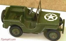 Picture Gallery for Dinky 153a Jeep