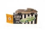 Jaguar E Type - Zebra Toys