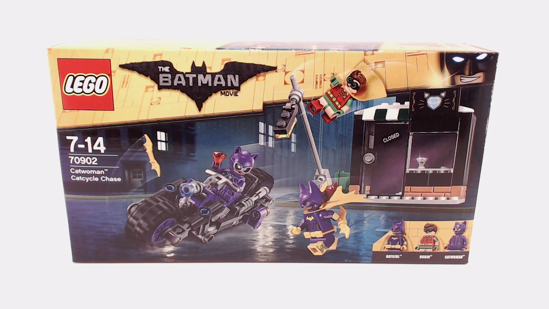 Picture Gallery for Lego 70902 Catwoman Set