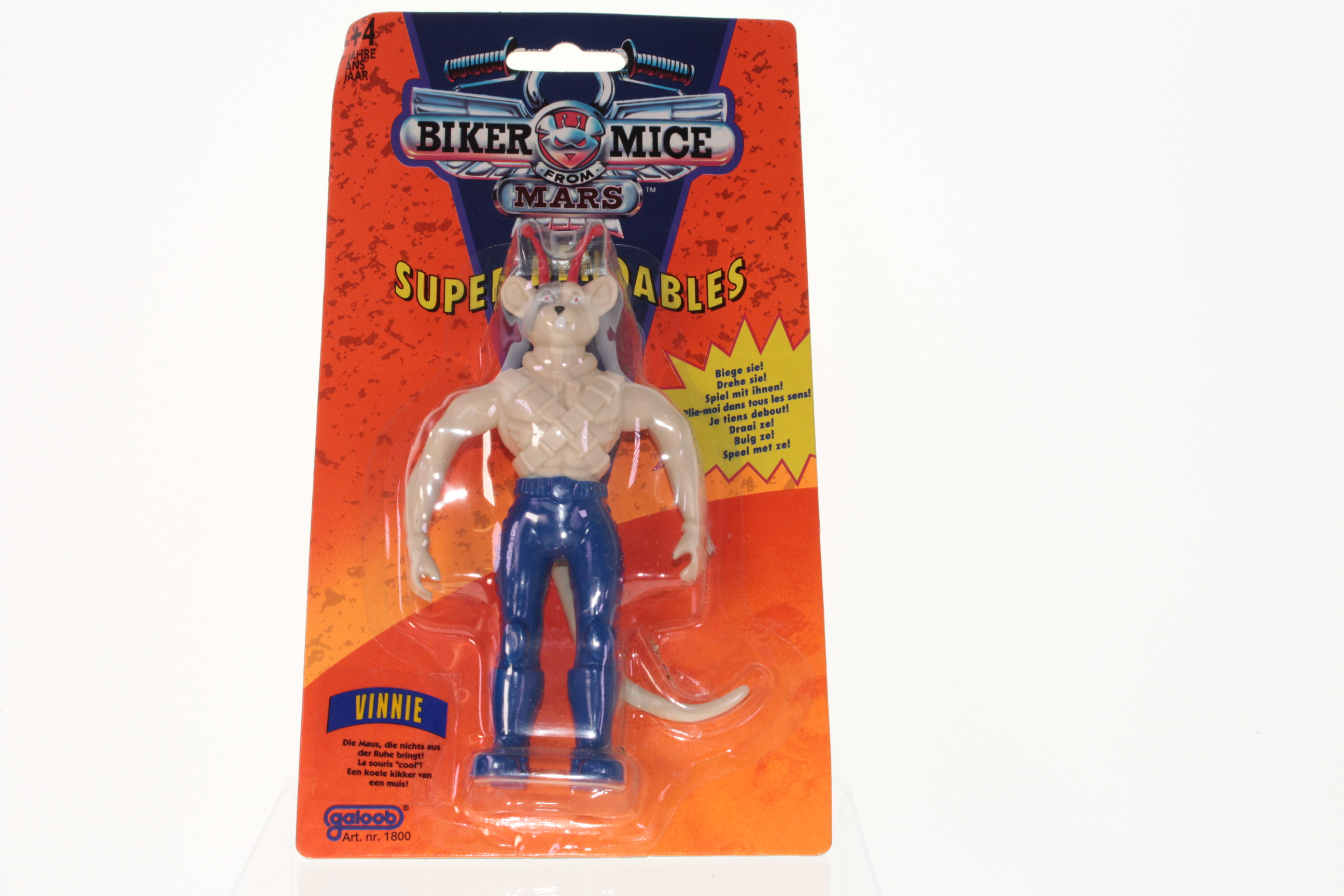 Picture Gallery for Galoob 1800 Vinnie