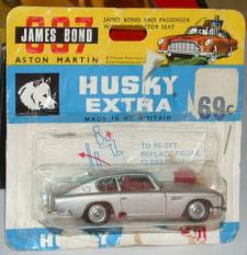 Picture Gallery for Husky 1001 James Bond Aston Martin