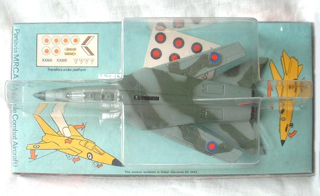 Picture Gallery for Dinky 729 Multi Role Combat Aircraft