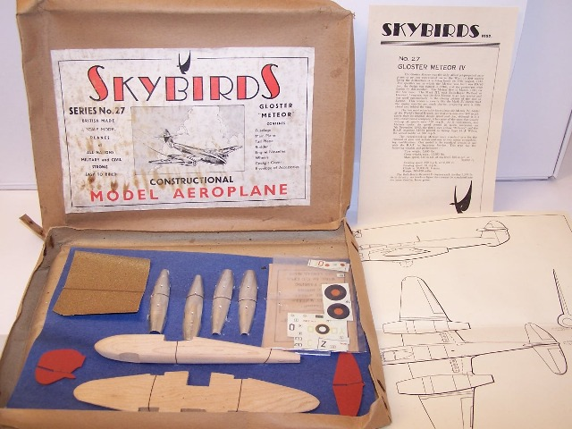 Picture Gallery for Skybirds 27 Gloster Meteor