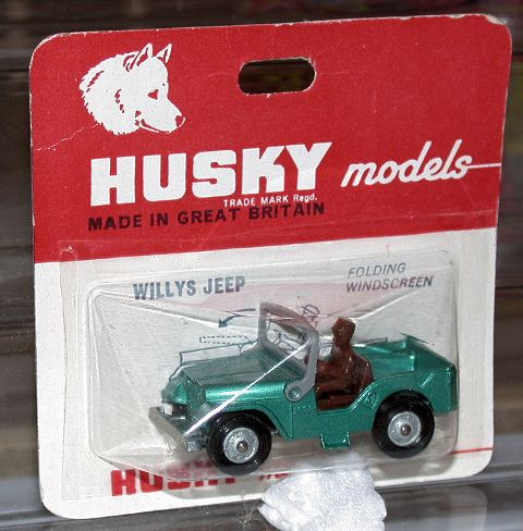 Picture Gallery for Husky 5 Willys Jeep