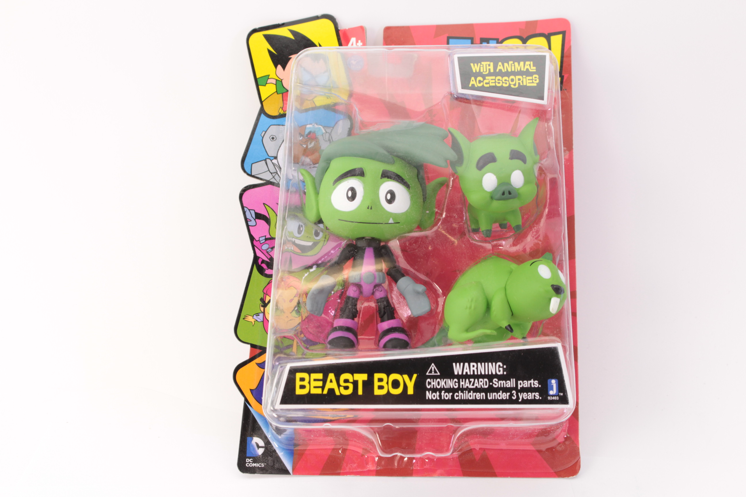 Picture Gallery for Jazwares 92403 Beast Boy