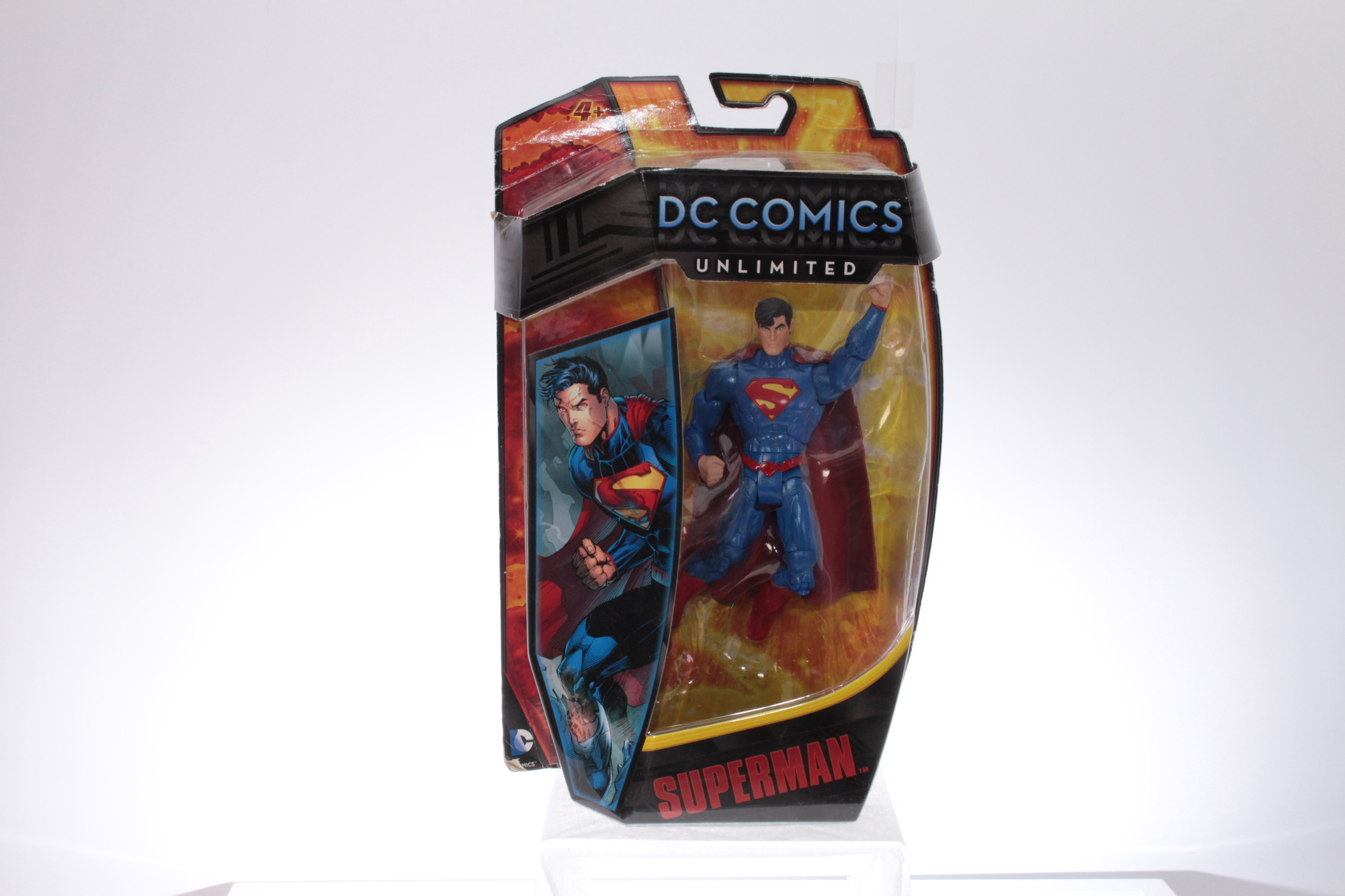 Picture Gallery for Mattel Y6705 Superman