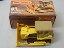 Picture Gallery for Matchbox 64d Caterpillar Bulldozer