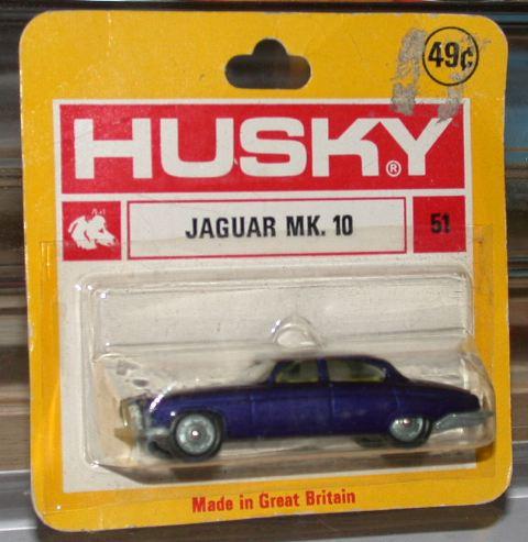 Picture Gallery for Husky 51 Jaguar MK.10