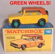 Matchbox 18e Field Car Buy Sell Review Free Price Guide 2982