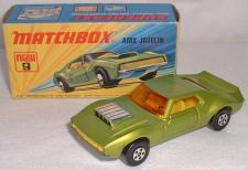 Picture Gallery for Matchbox 9e AMX Javelin