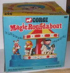 Magic Roundabout Carousel