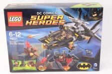Man-Bat Attack Set