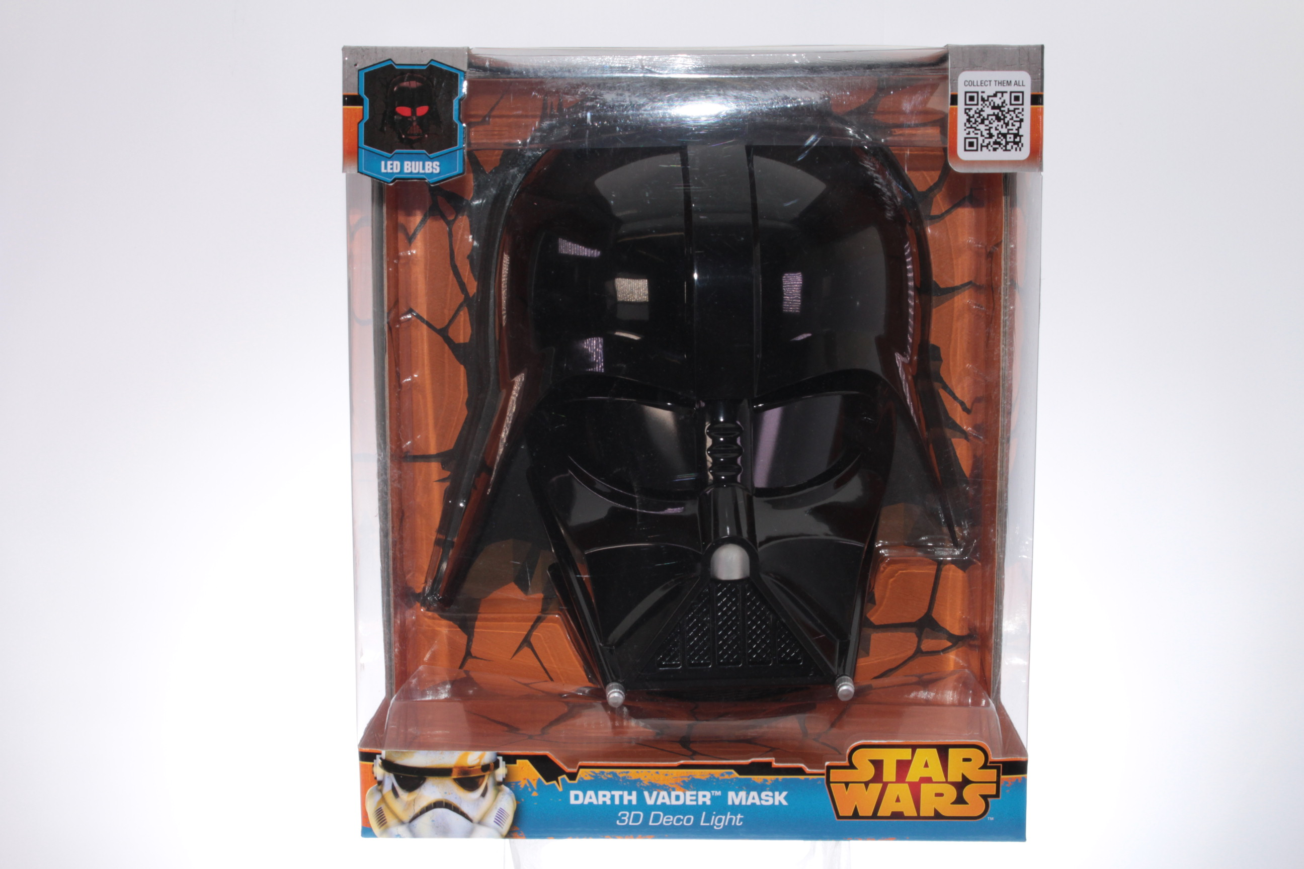 Disney 84068 Darth Vader Mask Deco Light Free Price Guide Review