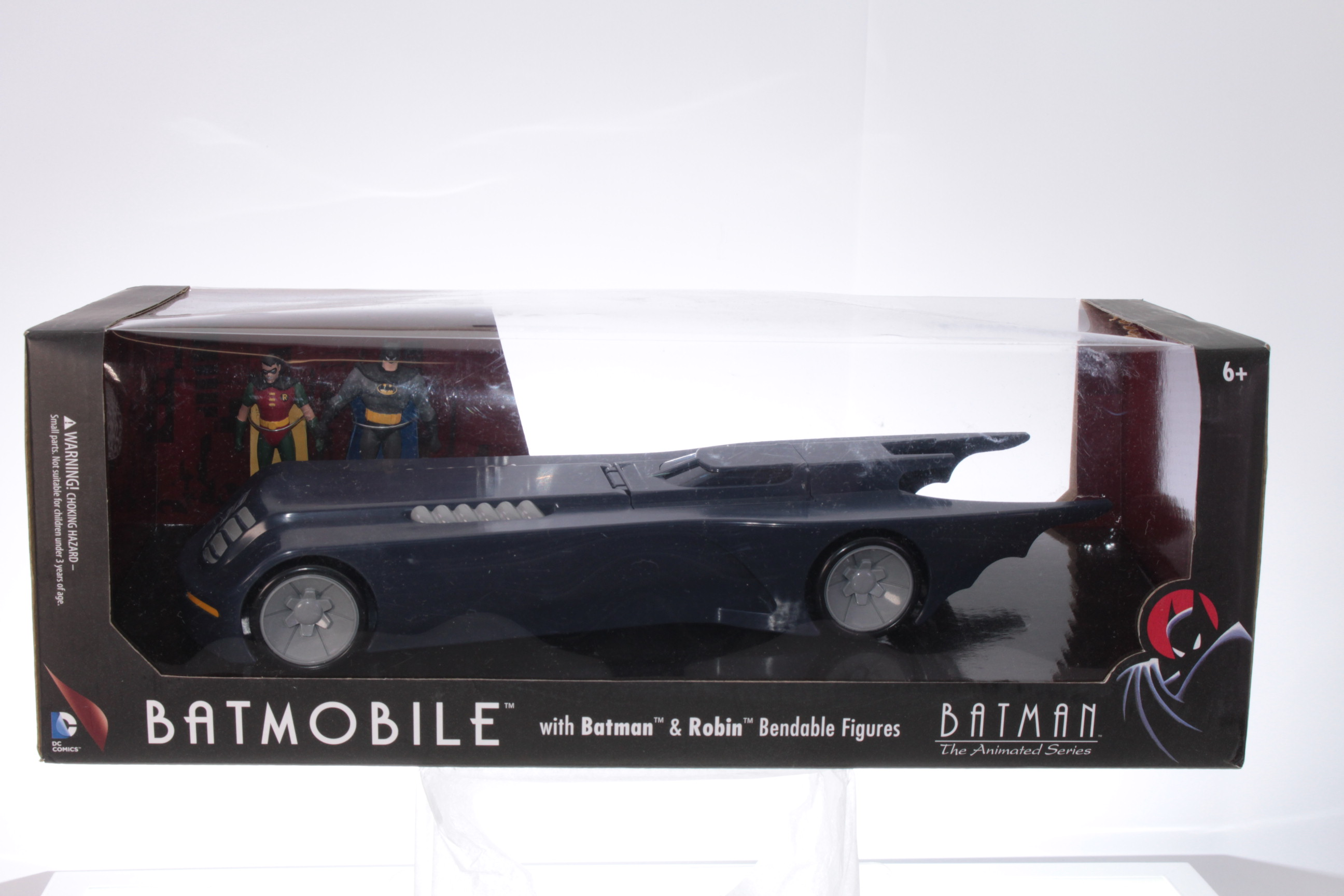 Picture Gallery for NJ Croce DC3933 Batmobile with Bendable Figures