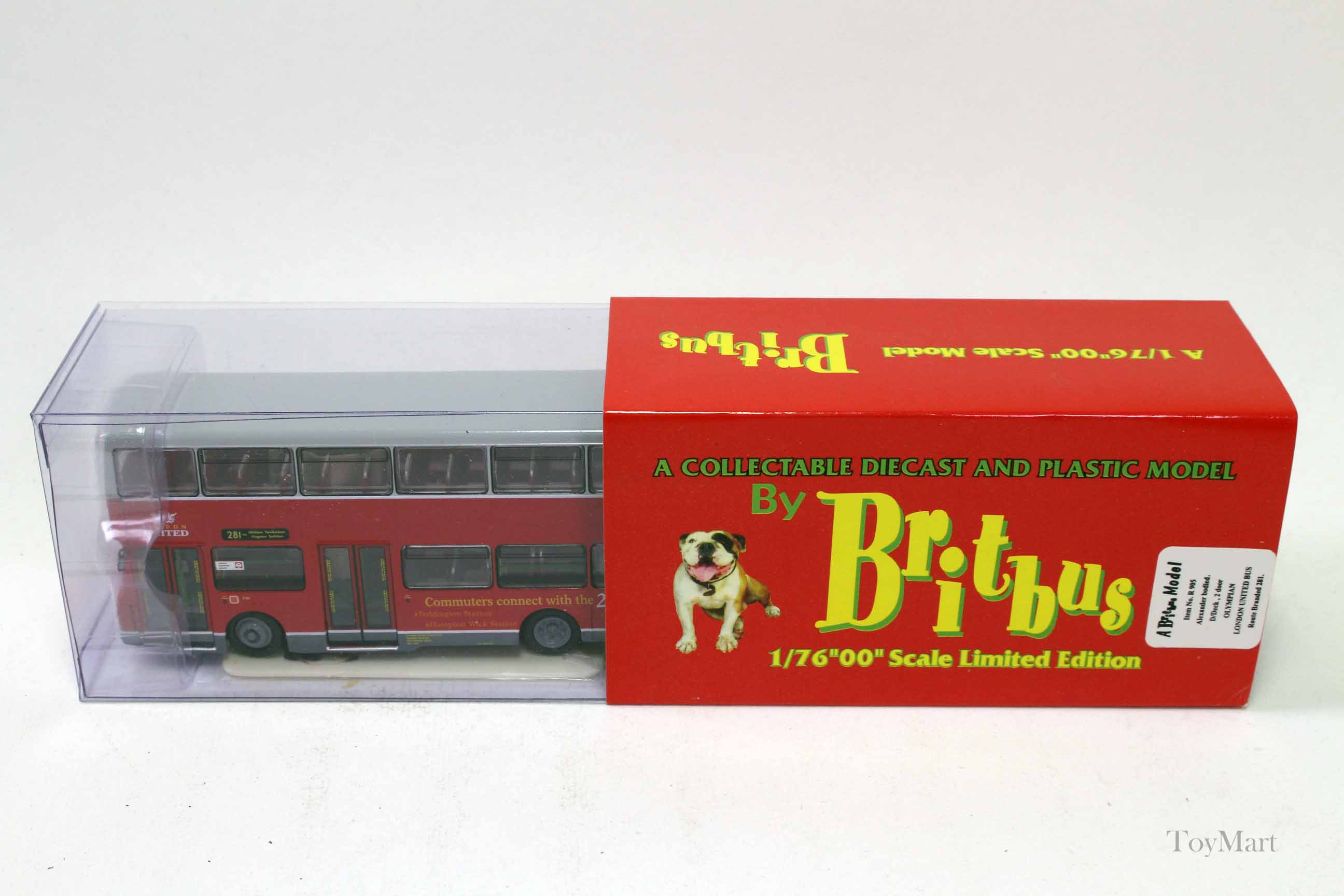 Picture Gallery for Britbus R905 Olympian Alexander