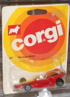 Picture Gallery for Corgi Juniors 27 Formula 5000 Racing Car