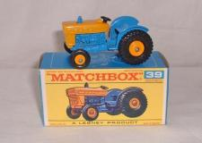 Picture Gallery for Matchbox 39c Ford Tractor