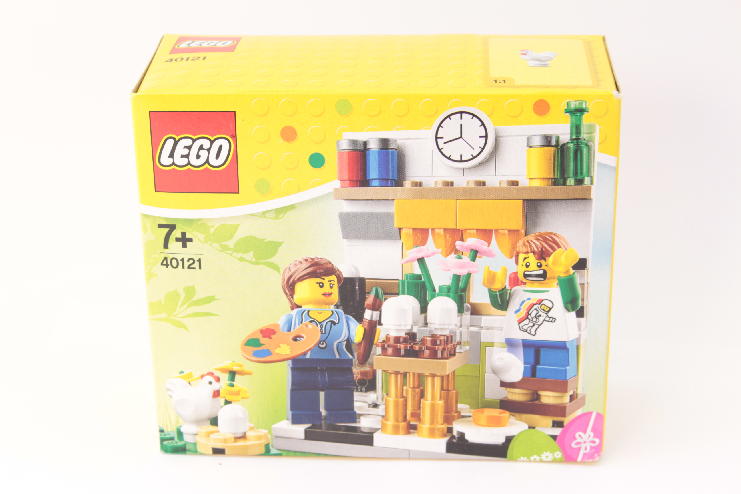 Picture Gallery for Lego 40121 Painting Easter Eggs