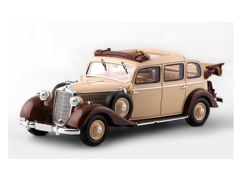 Picture Gallery for Esval EMGEMB43001B 1936-40 Mercedes Pullman Landaulet