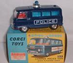Commer Police van