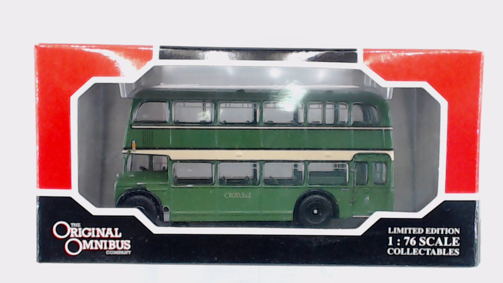 Picture Gallery for Corgi OM40809 Britsol Lodekka FS