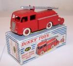 Berliet Fire Engine