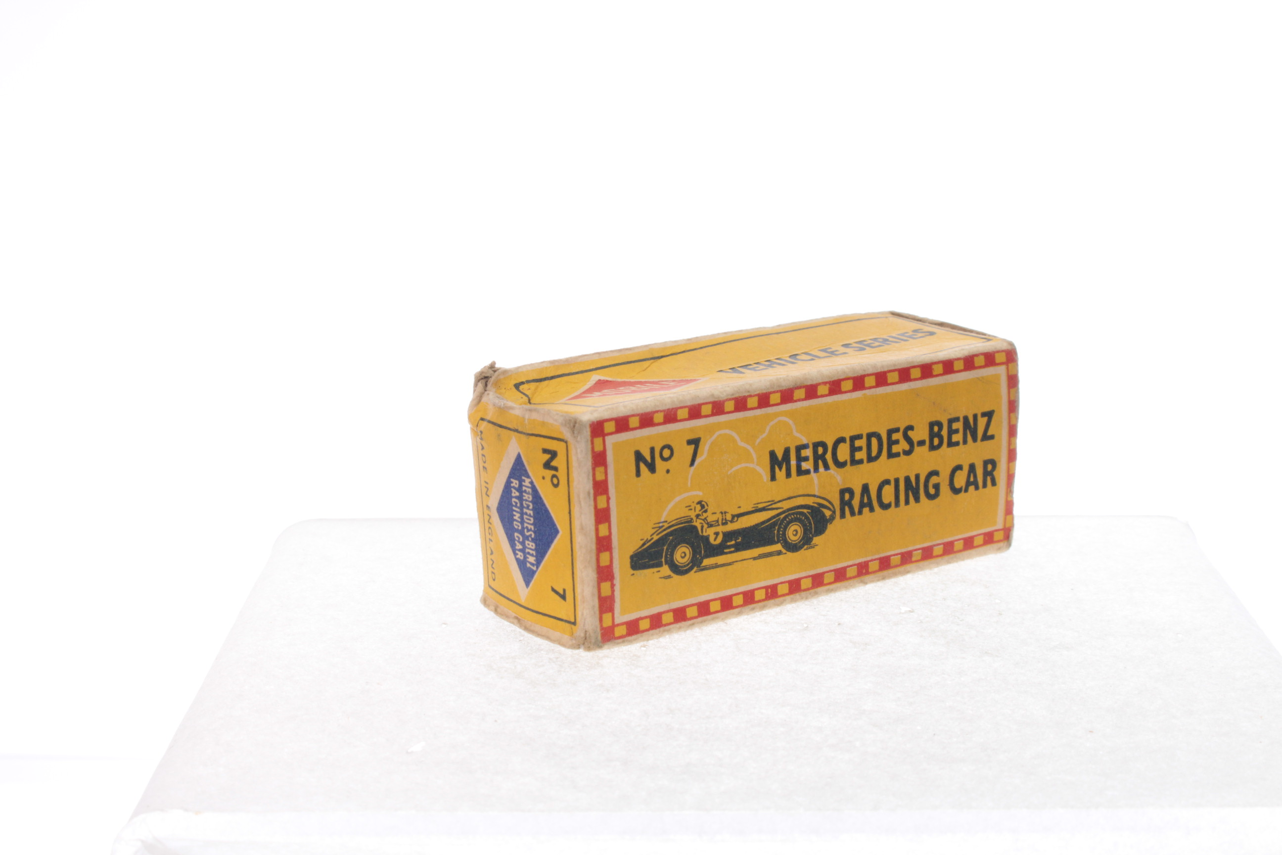 Picture Gallery for Morestone 7 Mercedes Benz Racing Car