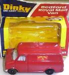 Bedford Royal Mail Van