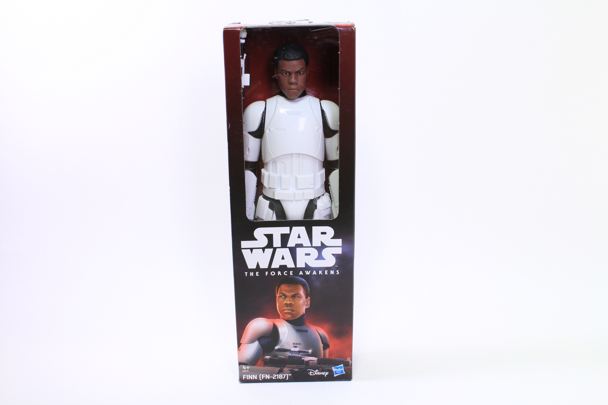 FN-2187 Star Wars Episode VII The Force Awakens New Unopened! Finn Armor Up