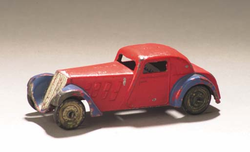 Picture Gallery for Dinky 22b Sports Coupe