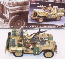 Picture Gallery for King  Country EA25 SAS Recce Jeep