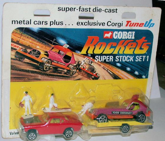 Picture Gallery for Corgi Rockets 975 Super Stock Set 1
