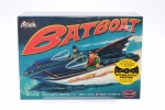 Batboat Kit with Stand and Figures